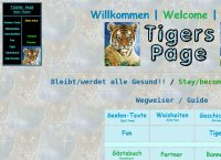 Tigers Page